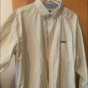 💛 long sleeve button down Men's shirt sale💙